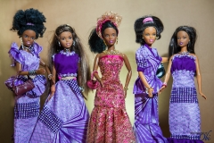 Queens of Africa Dolls